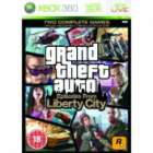 Grand Theft Auto GTA Episodes From Liberty City Game Xbox 360 £13.99 at 365 Games.co.uk