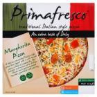 Prima Fresco Margherita Pizza 411G half price @ £1.64 + £1 coupon @tesco