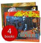 Ripley's Twists Set - 4 Books (Hardback) - Mighty Machines / Human Body / Space / Wild Animals RRP: £39.96 only £8.99 delivered @ Red House Books