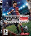 Pro Evolution Soccer 2009 £4.25** delivered @ Tesco Ent PS3/360 + Cashback