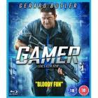 GAMER - GERARD BUTLER ( BLU-RAY DVD ) £ 5.99 @ AMAZON
