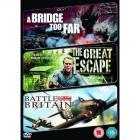 A Bridge Too Far / The Great Escape / Battle Of Britain - 3 DVD Set £5 @ Amazon & Play