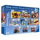 Disney Pixar / Disney  Princess / Dora - 10 jigsaws in a box - 2 for £15 Instore @ Smyths