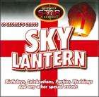 ENGLAND SKY LANTERN 99p   @  THE WORKS (instore at 99p)
