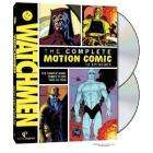 Watchmen - The Complete Motion Comics - now just £2.99 at Play.com