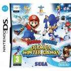 Mario & Sonic At The Olympic Winter Games Nintendo DS £12.85 Delivered @ shopto.net