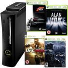 Xbox 360 Elite Console +  UFC 2010 + Halo 3 ODST + Forza Motorsport 3 + Alan Wake - £227.98 + 3% Quidco @ Comet