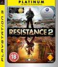 Resistance 2  PLATINUM - Brand New - ONLY £9.98 - Game + Quidco