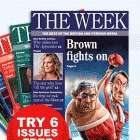Try 6 Free issues of the week