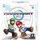 Mario Kart Wii (includes Wii Wheel) £23.55* delivered  @ Tesco Ent