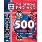 England 500 sticker activity book, Only £1.35 Delivered @ Debenhams Online