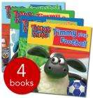 Timmy Time Collection - 4 Books RRP £19.96 only £4.99 delivered @ The Book People