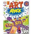 Art Attack Collection - 4 Books Shrinkwrapped £4.99 delivered @ The Book People (with code)