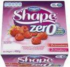 Shape Zero Yogurts 4 pack 75p & WeightWatchers Yogurts 4 Pack BOGOF £1.50 at Tesco