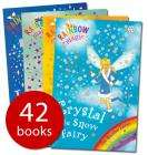 Rainbow Magic Stories Collection - 42 Books £20.00 Delivered (with codes) @ The Book People