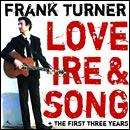 Frank Turner: Love Ire & Song: First 3 Years 2 x CD - £4.99 delivered at HMV