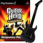 Guitar Hero: World Tour (Game & Guitar) (PS2) - rrp £59.99 Now £9.99 @ Game
