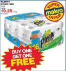 Plenty Kitchen Towel - 32 Rolls for £12.09 (37p A Roll) @ Makro