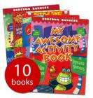 Summer Activity Collection - 10 Books - £7.99 delivered at The Book People