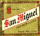 Limited Edition Glass from San Miguel £1 per entry text