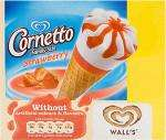 Wall's Cornetto Family Size Classico or Strawberry (6x90ml) £1.09 at Tesco - 18p each Cornetto