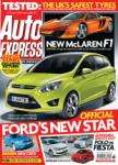 6 Issues for £1 of AutoExpress + FREE  26-Piece Toolkit!