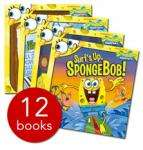 SpongeBob Squarepants Collection - [12 books in a bag] - £9.99 delivered @ Book People