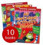 Summer Activity Collection - 10 Books - £7.99 delivered @ The Book People