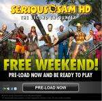 Serious Sam HD Free Play Weekend @ Steam