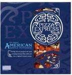 """Pizza Express 12"""" - various toppings - half price at Morrisons"""