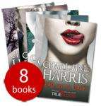 True Blood Collection - 8 books £8.99  @ The Book People