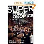 Superfreakonomics: Global Cooling, Patriotic Prostitutes and Why Suicide Bombers Should Buy Life Insurance (Paperback) £4.30 @ Amazon