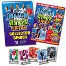 England Match Attax Starter/ Binder Half Price - £2.49 @ Tesco + 50 free packs of cards