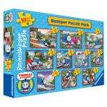 Thomas & Friends 10-in-1 Bumper Puzzle Pack £4.98 [click & collect] @ Tesco
