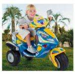 Feber Famosa Scooty Hornet Boy's & Girl's Colours (Ride-on Electric Bike 3+), Reduced from £100 to £50! @ Tesco Direct