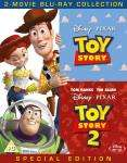 Toy Story 1 & 2 Blu Ray.. £15.95 one day only @ the hut