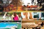 £29 instead of £115 for a choice of massage, full access to the excellent facilities, two course lunch, personal training session, fitness classes and two complimentary cinema passes at Redwood Country Club  - Save 75% @ Groupon
