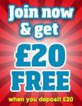 £20 free @ mirrorbingo no deposit required PROOF NOW ADDED