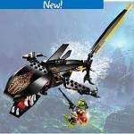 LEGO Atlantis - Guardian of the Deep, £6.49 insore at ASDA