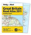 Free AA Great Britain Road Atlas 2010  - Daily Mail Sat 24th - (inside paper)