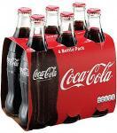 Coca Cola Glass Bottles - 6 x 330ml Bottles £2 @ Asda