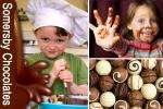 £10 instead of £30 for a fun packed child's, or £15 instead of £45 for an adults, chocolate-making experience, and a chance to taste and learn about chocolates of the world at Somersby Chocolates - Save 66%