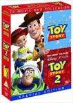 Toy story 1 & 2 DVD boxset £9.77* Delivered @ Tesco Ent + Double clubcard points + Quidco