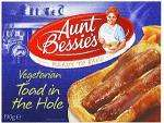 Aunt Bessie's Vegetarian Toad In The Hole - 68p @ Tesco Instore