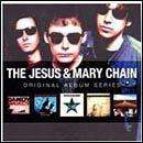 Jesus & Mary Chain - (5 CD Boxset) Psychocandy/Darklands/Automatic/Honey's Dead/Stoned and Dethroned £9.99 delivered @ HMV