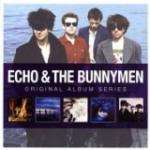 Echo & The Bunnymen - (5 CD Boxset) Crocodiles/Echo and the Bunnymen/Heaven Up Here/Ocean Rain/Porcupine £9.99 delivered @ HMV