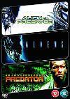 Alien Vs Predator / Aliens / Predator DVD £5.85 @ Zavvi & The Hut