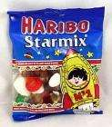 Haribo - all types available including vegetarian?! - 50p a packet at Asda - 200 gram bags