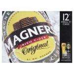 Magners cider - 12 x 440ml cans - £8 @ Asda