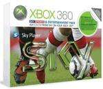 Xbox 360 sky Entertainment pack remote and 3 months live for £14.99 @ Game instore and online